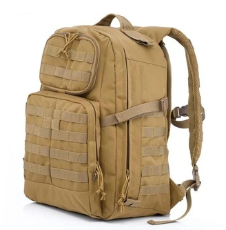 waterproof outdoor travel trekking adventure backpack large army military tactical bag