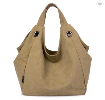 Fashion canvas casual Mummy bag